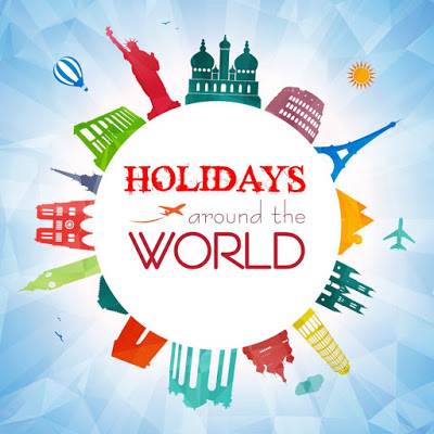 SATURDAY, JANUARY 6TH @1PM: Holiday Stories From Around the World!